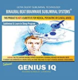 Genius Iq: Combination of Subliminal & Learning While Sleeping Program (Positive Affirmations, Isochronic Tones & Binaural Beats)