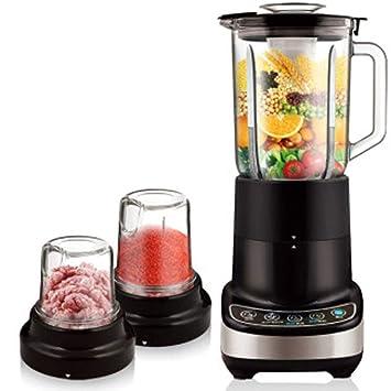 Lxj Exprimidor de Vidrio Cocina máquina Roto de la Pared Multifuncional máquina Jugo hogar Mezclador: Amazon.es: Jardín