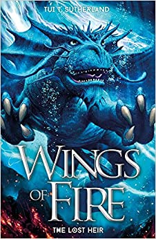 Wings of Fire:The Lost Heir by Tui T. Sutherland (3-Jul-2014)