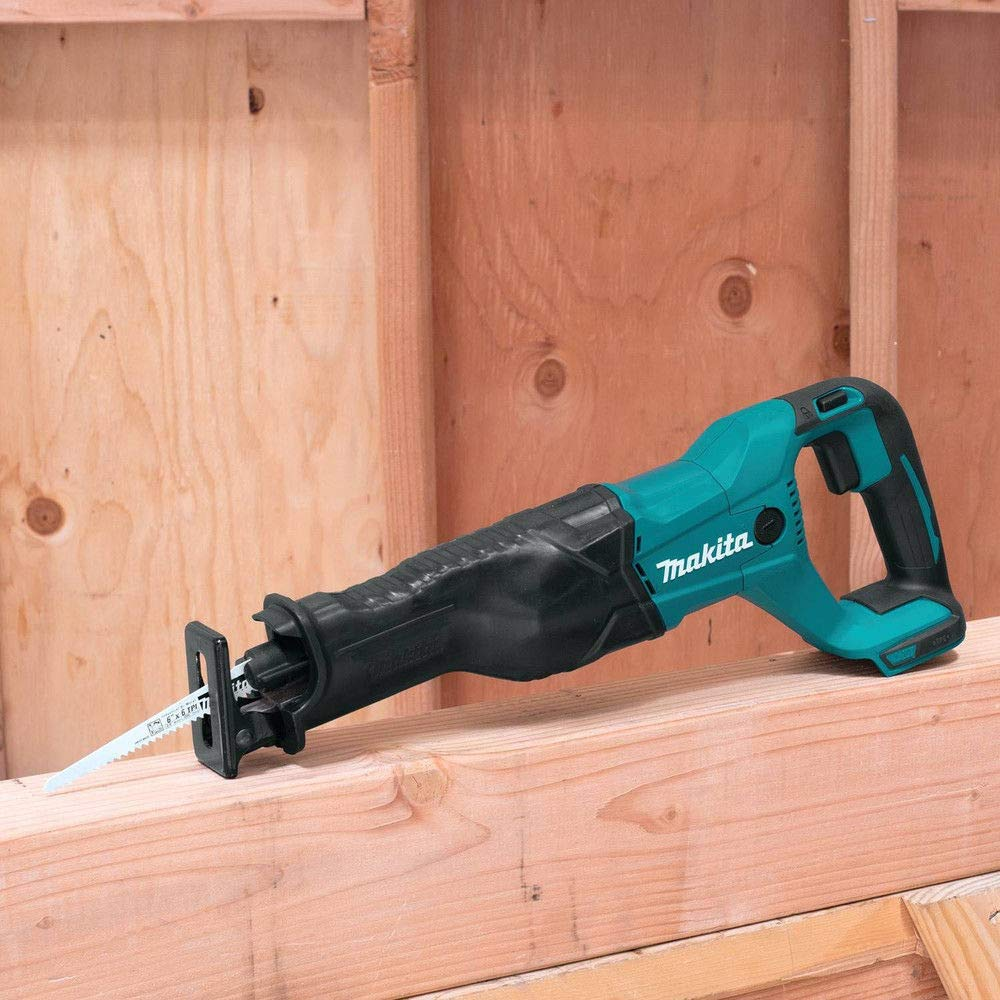 Makita XRJ04Z-R LXT 18V Cordless Lithium-Ion Reciprocating Saw (Bare Tool) (Certified Refurbished) by Makita (Image #6)