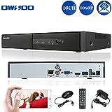 OWSOO 16CH 1080P H.264 P2P NVR CCTV Sicurezza Telefono Controllo Rilevazione di Movimento Email Allarme per Sorveglianza IP Telecamera