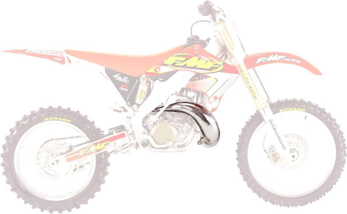 FMF Fatty Pipe Nickel for Kawasaki KX125 2003 022012