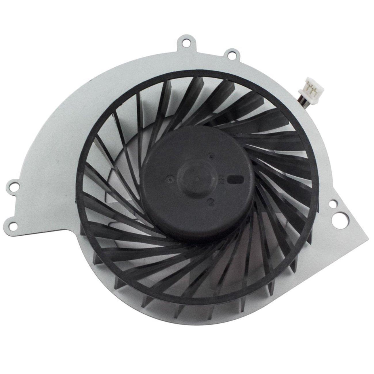 J&L Electronics Internal 3 Pin CPU Cooling Fan 12V 1.40A for PS4 CUH-1215A CUH-1215B