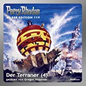 Der Terraner - Teil 4 (Perry Rhodan Silber Edition 119) | William Voltz, Marianne Sydow, Peter Terrid