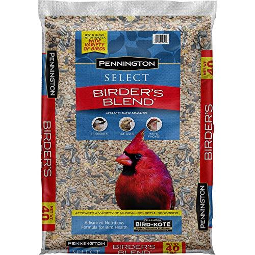 Pennington Select Birder's Blend Wild Bird Feed, 40 lbs (1)