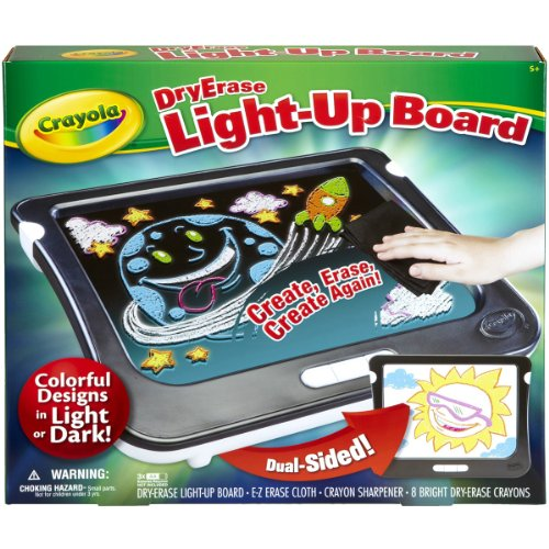 Crayola Dry Erase Light Up Board product image