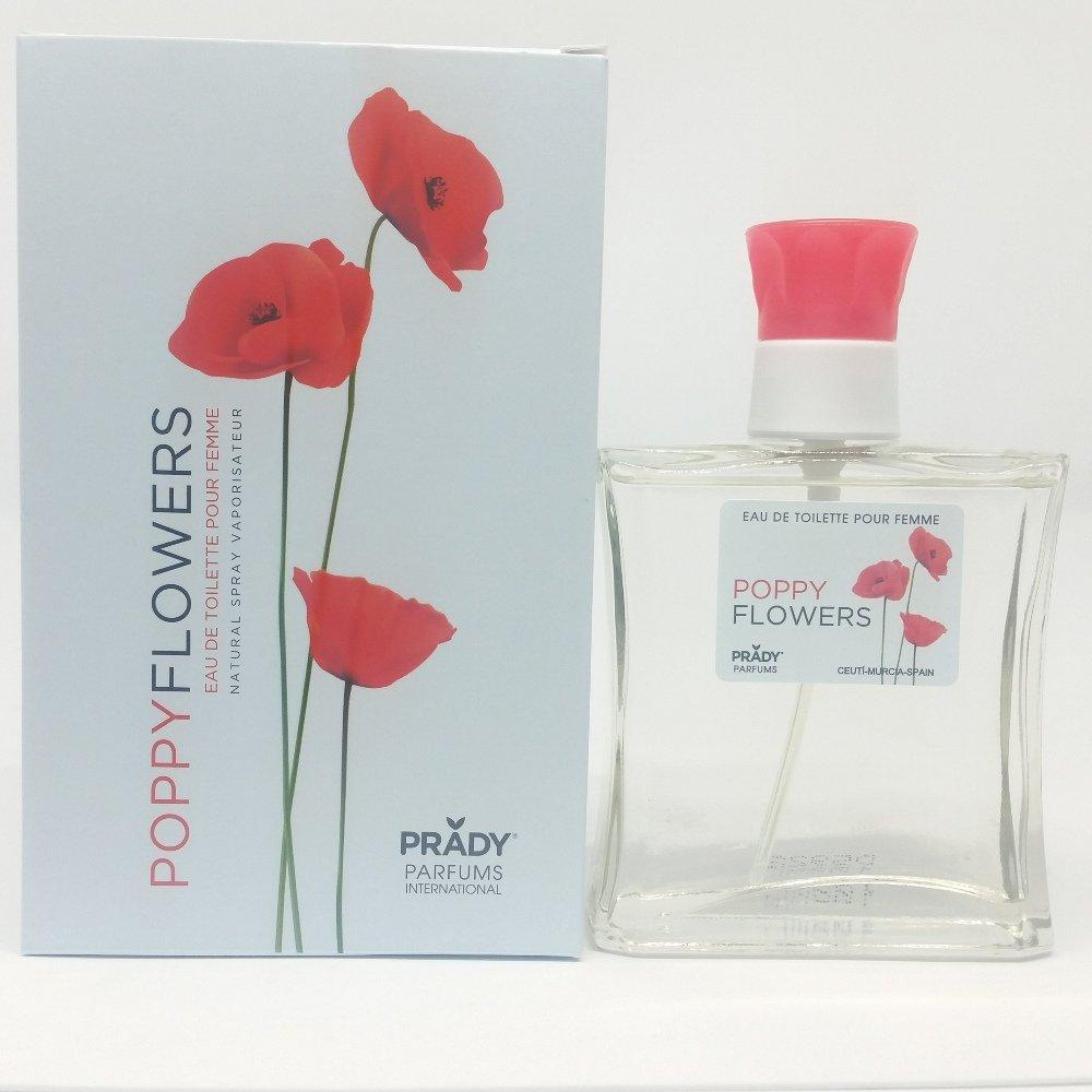 Femme Flowers Eau Toilette Poppy Générique Parfum De 100mlAmazon OXiZuPkT