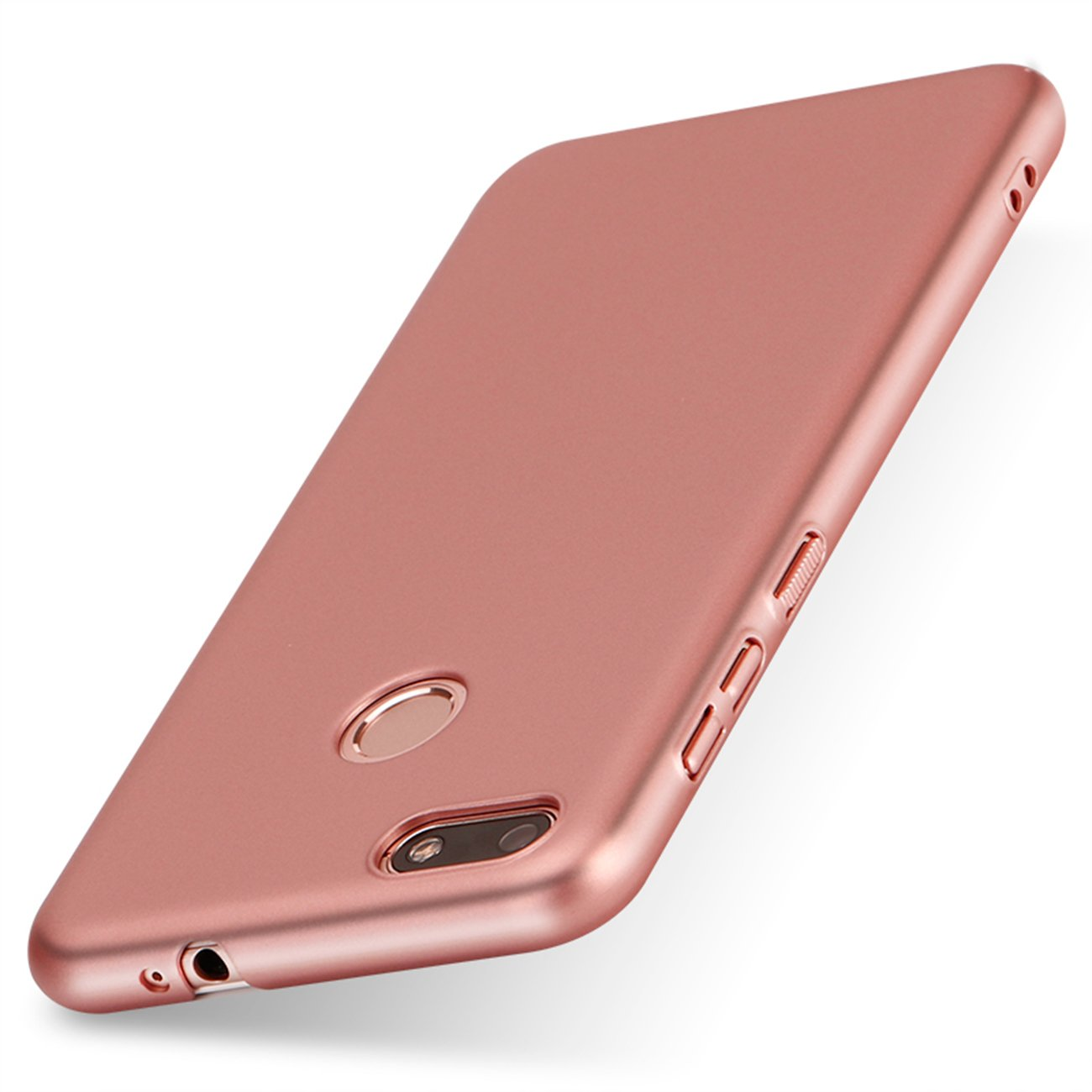 foto ufficiali b889f 05123 Huawei Y6 Pro(2017) Case,TIANQIN Ultra Slim Protective Cover Lightweight PC  Hard Shell Anti-Scratch Bumper Simple Stylish Cover for Huawei Y6 ...