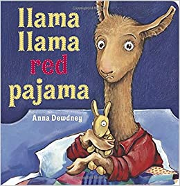 Image result for llama llama red pajama dewdney