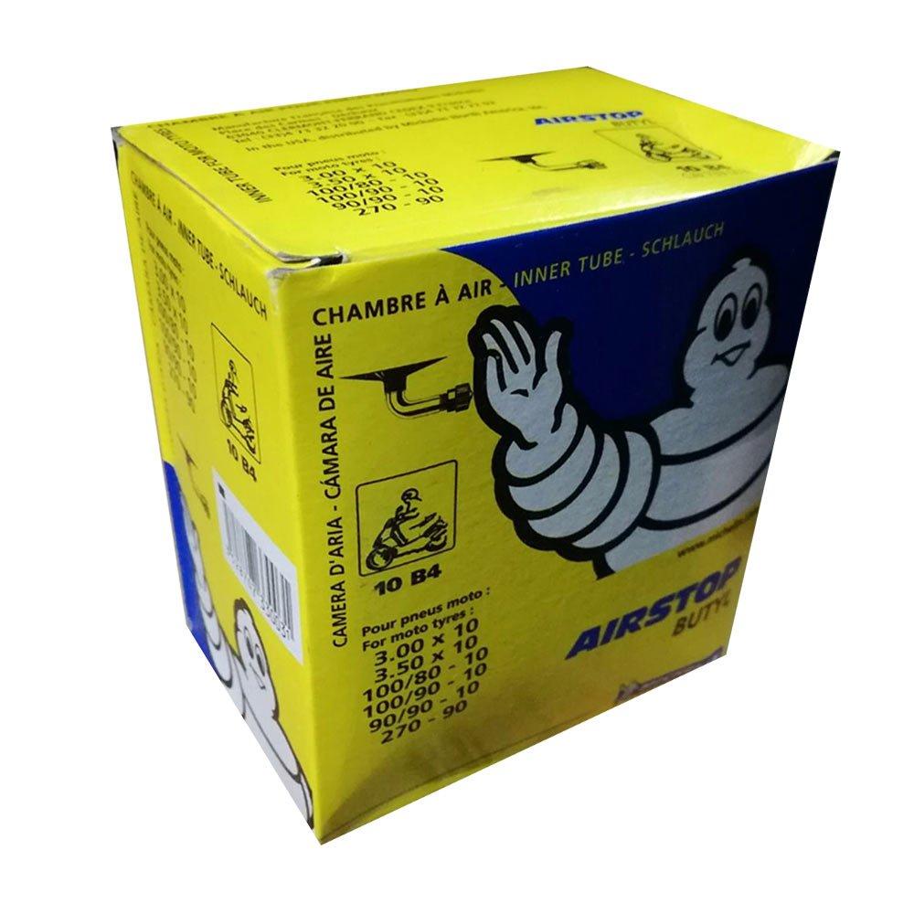 Cá mara de aire Michelin 10 B4 Valve 1202 (3.00-10, 3.50-10, 100/80-10, 100/90-10 y 90/90-10) SACIM Distribution S103501