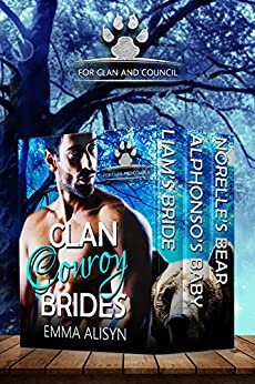Clan Conroy Brides : 3 Clan Bear Shifter Romances by [Alisyn, Emma]