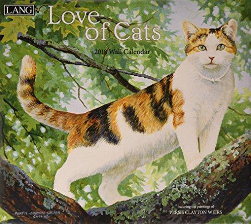 Love of Cats 2018 Calendar