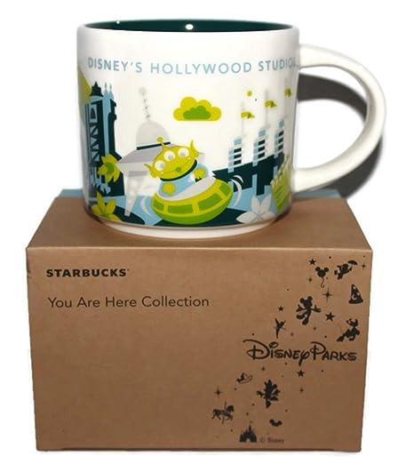 Disney S Hollywood Studios You Are Here Yah Starbucks Mug Nwt Nib