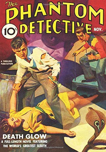 Phantom Detective - 11/38: Adventure House Presents: ebook