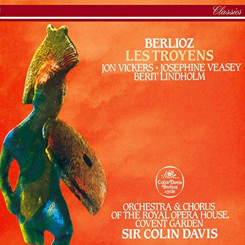 Nest Heather - Berlioz: Les Troyens / Act 4 - No.36 Récitatif et septuor: