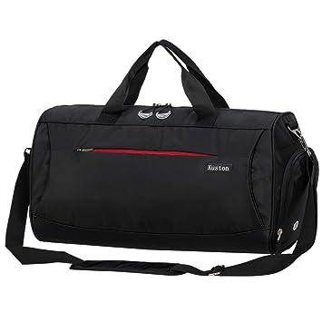 Amazon.com: Kuston - Bolsa de deporte con compartimento para ...