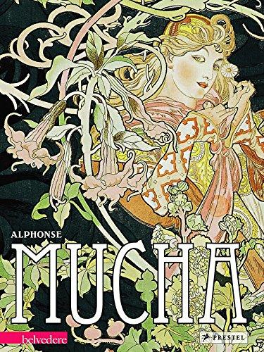 Alphonse Mucha Paintings - Alphonse Mucha