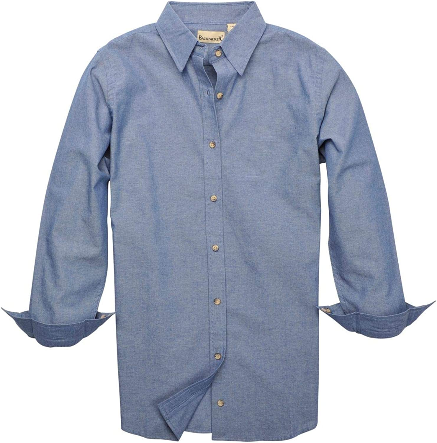 Backpacker Women's Chambray: Clothing