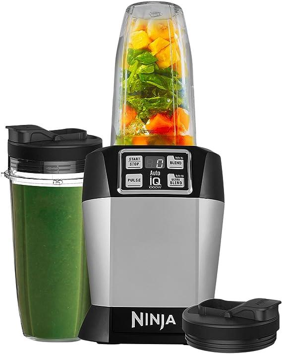 Nutri Ninja - Nutri Ninja Con Auto Iq Bl480Uk: Amazon.es: Hogar