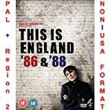 This is England '86 + This is England '88 Double Pack DVD Collection [NON-U.S.A. FORMAT: PAL + REGION 2 + U.K. IMPORT]