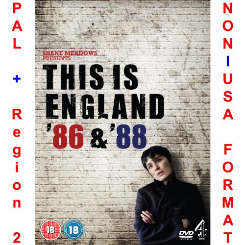 This is England '86 + This is England '88 Double Pack DVD Collection [NON-U.S.A. FORMAT: PAL + REGION 2 + U.K. - Price Uk Chanel