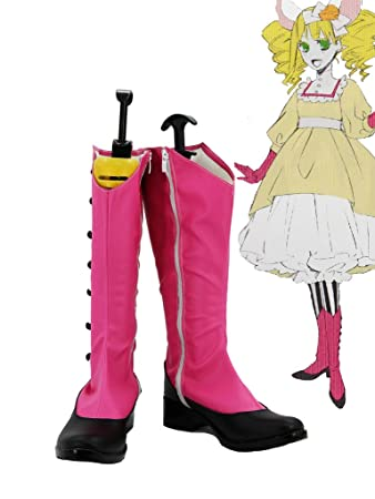 Black Butler OVA Kuroshitsuji Elizabeth Cosplay Shoes Boots Custom Made