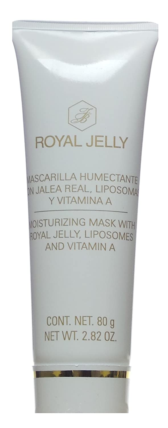 Amazon.com : Royal Jelly Mascarilla Humectante con Jalea Real, Liposomas y Vitamina A Moisturizing Mask with Royal Jelly, Liposomes and Vitamin A 80 g ...
