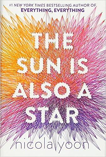 """Résultat de recherche d'images pour """"the sun is also a star"""""""
