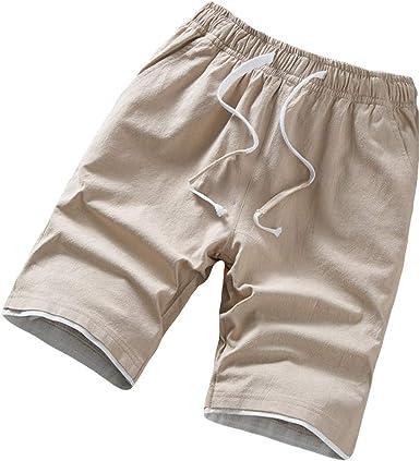 Pantalones Cortos para Hombres Deportivos Pantalones De CháNdal De ...