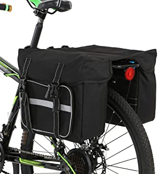 Amazon.com: Lixada - Bolsa de almacenamiento para bicicleta ...