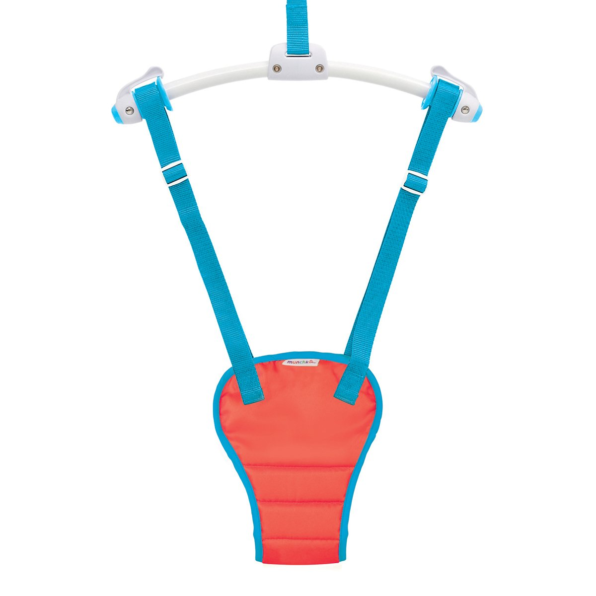 Munchkin Bounce About Baby Door Bouncer - Red/Blue 051566