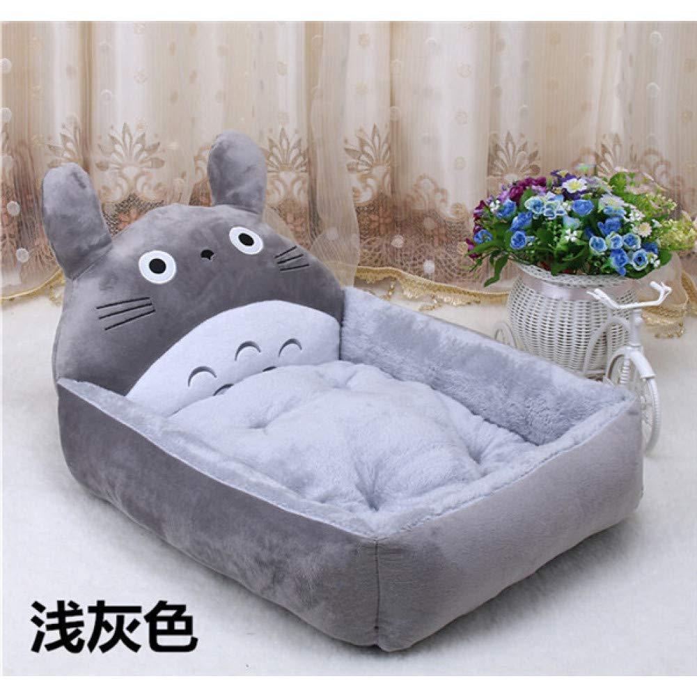 6 XL 80x60x15cm Cute Animal Cat Dog Pet Beds Mats Teddy Pet Dog Sofa Pet Cat Bed House Big Blanket Cushion Basket Supplies SXL
