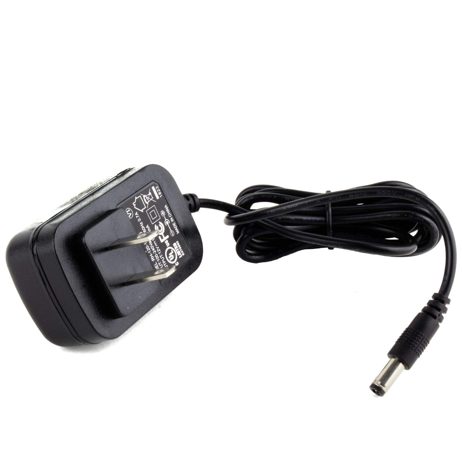 MyVolts 12V Power Supply Adaptor Compatible with Brother P-Touch 1000BTS, P-Touch 1005BTS Label Printer - US Plug - Premium by MyVolts (Image #3)