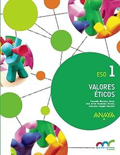 Valores Éticos 1. (Aprender es crecer en conexión) - 9788467883541