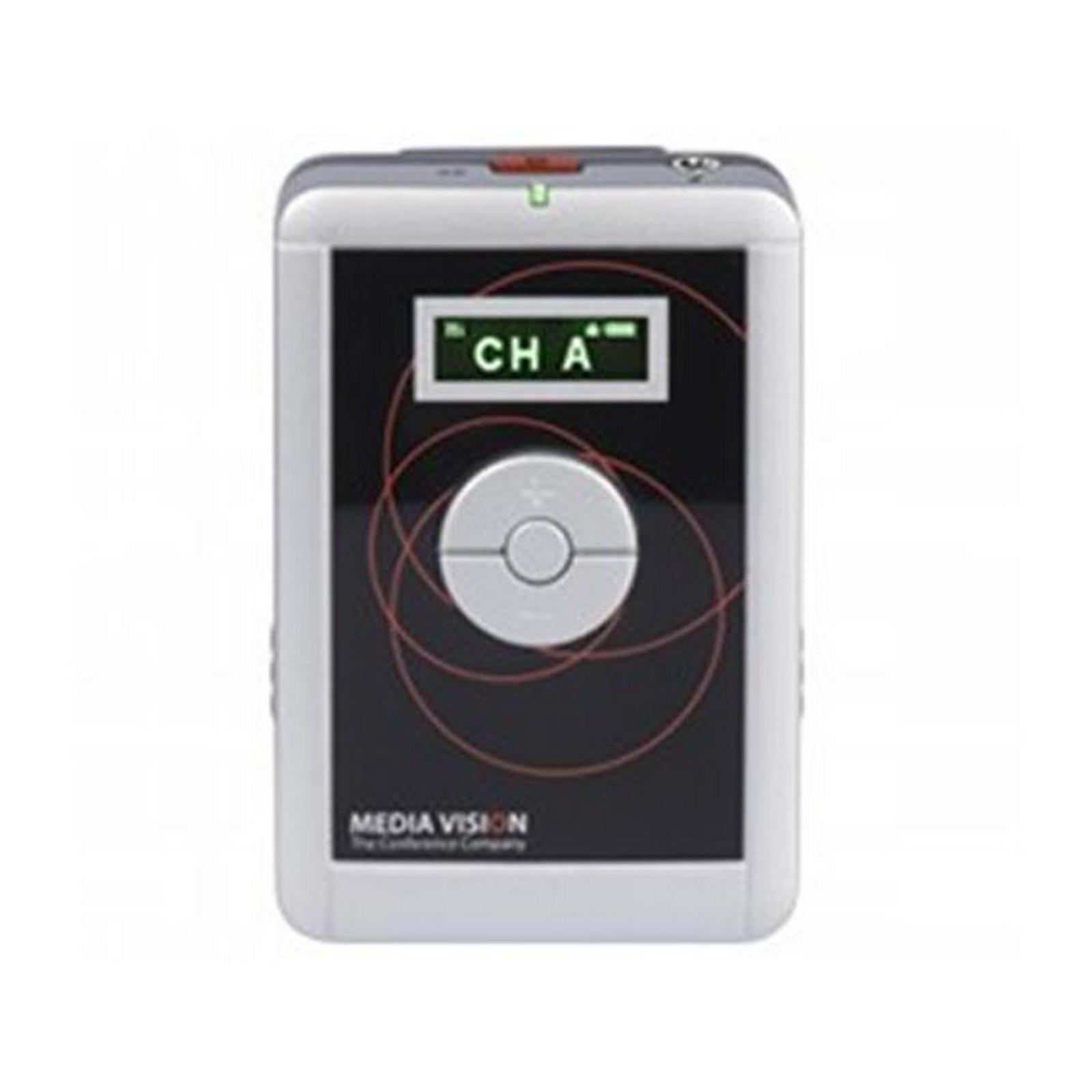 Media Vision MV-ALS-PTFM | 57 Channel Portable Transmitter