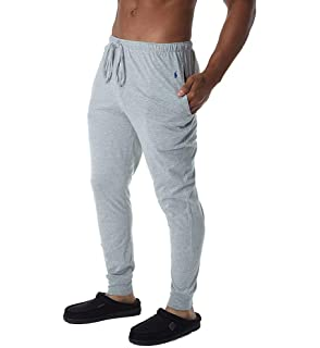 a27f203ff1ee5c Polo Ralph Lauren Knit Jogger Pajama Pants at Amazon Men s Clothing ...