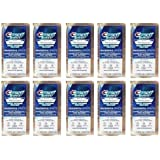 Crest 3D Whitestrips 20 Strips (10 pouches) Professional Effects - Dental Whitening Treatment
