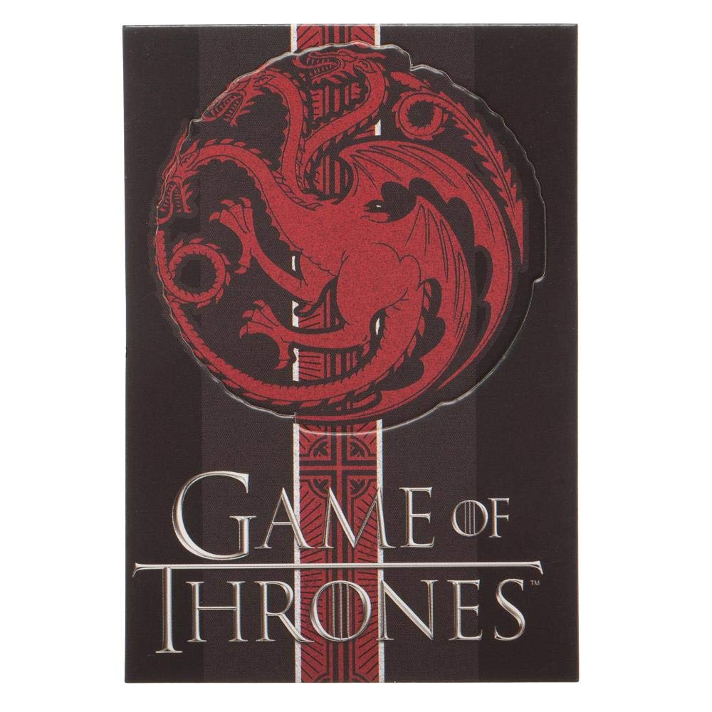 HBO Game of Throne House Targaryen Lanyard