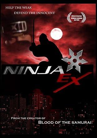 Amazon.com: Ninja EX: Aaron Yamasato, Kevin Won: Movies & TV