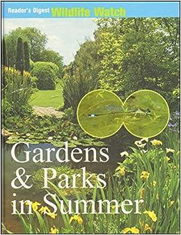 Gardens & Parks in Summer (Wildlife Watch)