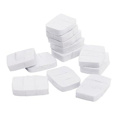 12 Piezas Blanco Copos de Nieve Dedo Snowstorm Papel Trucos de Magia apoyos Juguetes ilusión: Juguetes y juegos