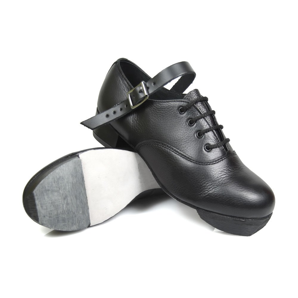 Antonio Pacelli Superflexi Irish Jig Shoe with Leinster Tip and Heel (Standard Width) Size 11