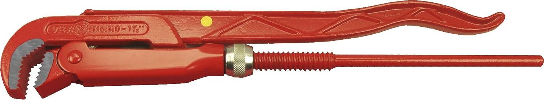 VBW 87110030 Rohrzange 90/° rot lackiert poliert 4