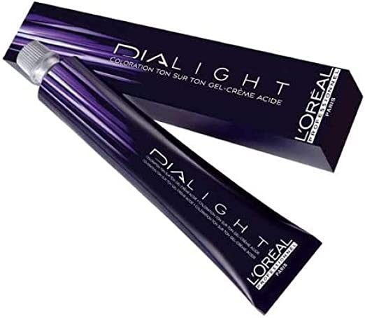 Loreal dialight 4,20 color marrón medio violeta intenso 50 ml