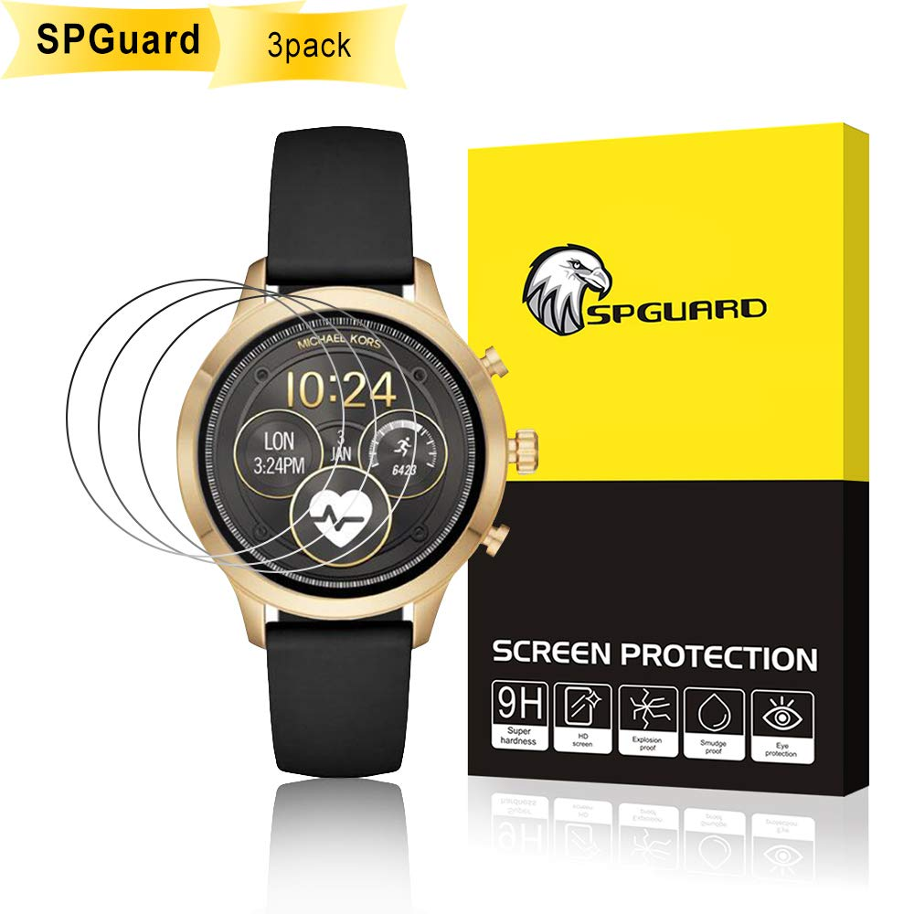 SPGuard Protector Pantalla Michael Kors 2018 [3 piezas ...