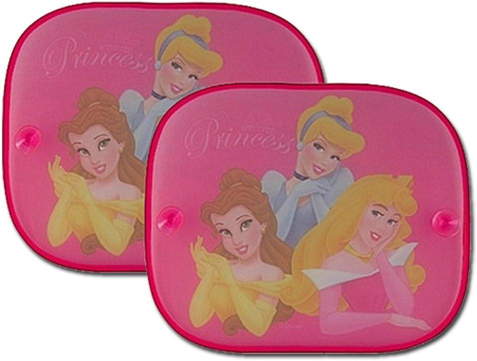 2 Disney Princess Voiture Protection Solaire Enfants Protection Latérale Princesse pare-soleil