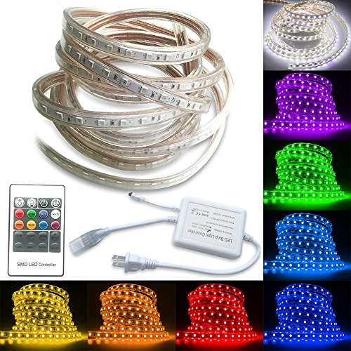 Outdoor Christmas Lights 25M in US - 7
