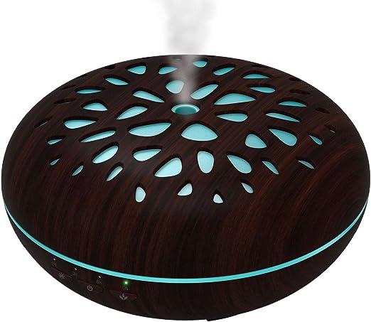 Smart oil diffuser