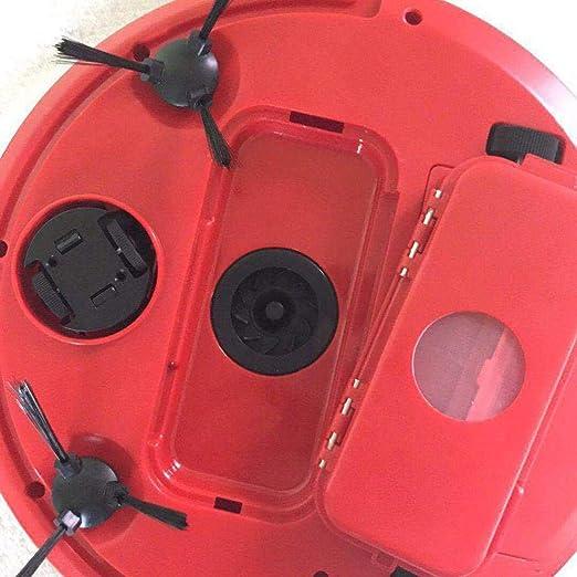 Tiowea Mini aspirateur robot 3 en 1 avec nettoyage