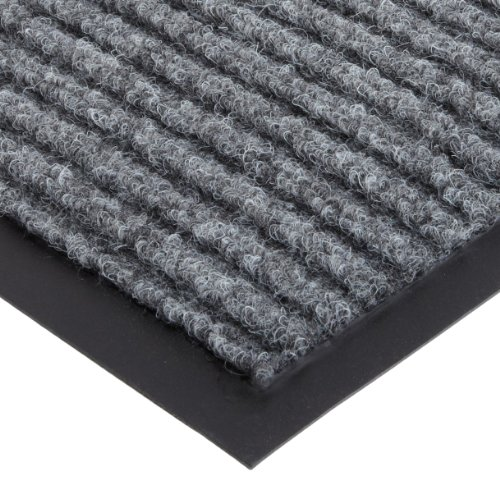 Entrance Matting - NoTrax 117 Heritage Rib Entrance Mat, for Lobbies and Indoor Entranceways, 2' Width x 3' Length x 3/8